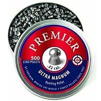 Amazon Deal: Walmart or Amazon: Crosman Domed Premier Pellets, 0.22-Calibre, 500 Count $6.54