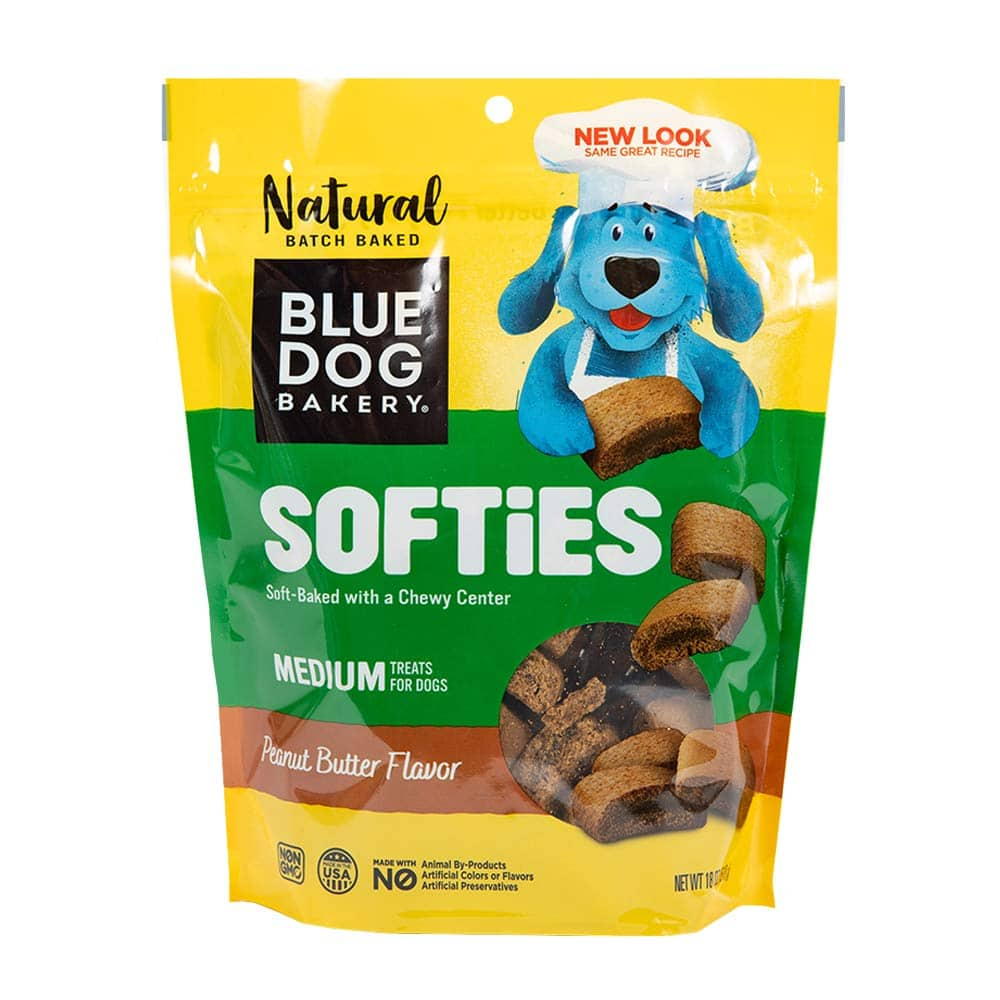 Blue Dog Bakery Peanut Butter Sofies 1.12 lbs. $2.99 Amazon