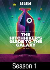 BBC The Hitchhiker's Guide to the Galaxy: Special Edition digital SD $4.99 at Vudu