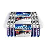 ACDelco AAA Super Alkaline Batteries, 48-Count for $10 FS w/Prime @Amazon
