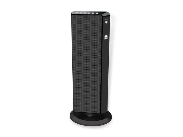 Living Basix LB5320 Flat Panel Tower Space Heater for $59.99 FS