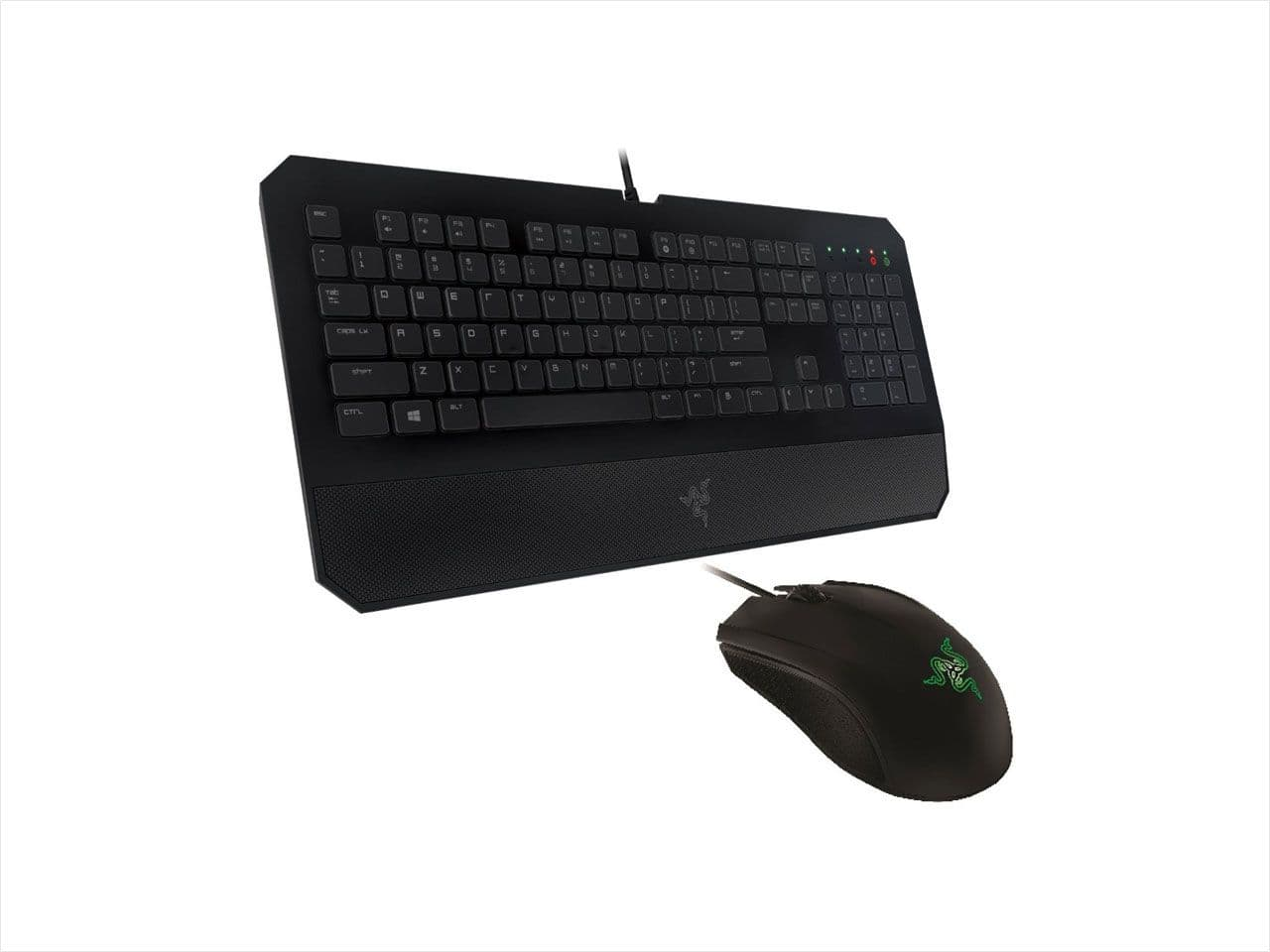Razer Essential - DeathStalker Gaming Keyboard and Abyssus Gaming Mouse Combo Bundle for $69.99 FS