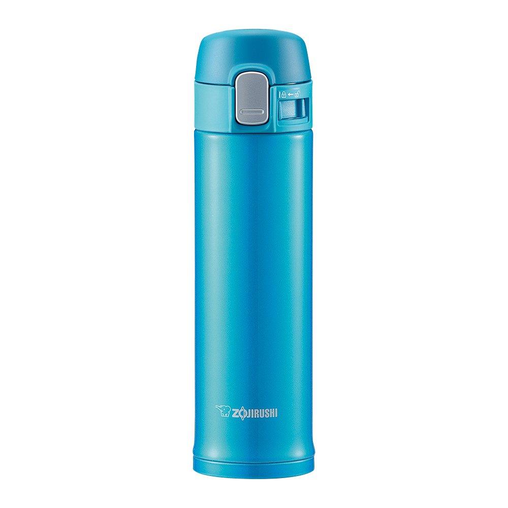 Zojirushi Stainless Vacuum Mug, 11 oz/0.34 L, Marine Blue for $19.99 FS w/Prime