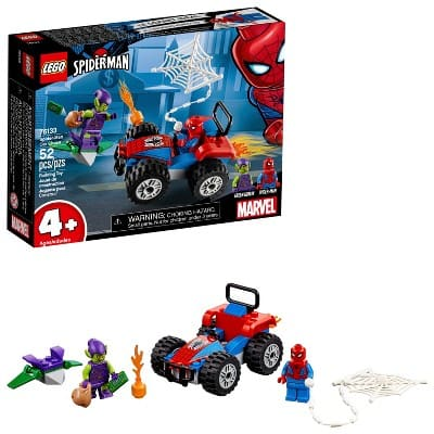 Save $5 on select LEGO sets at Target