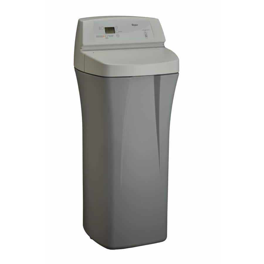 Whirlpool 44000-Grain Water Softener WHES44 Lowes $382