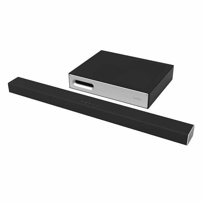 "Costco - Vizio SB3621n-G8 36"" 2.1 Channel Soundbar with Slim Subwoofer for $100 after $50 off - FS"