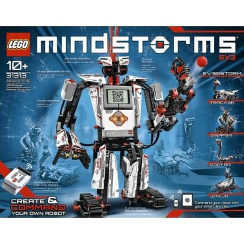 LEGO® Mindstorms® EV3 31313      $314.99 +Tax with $24 SYWR back in points