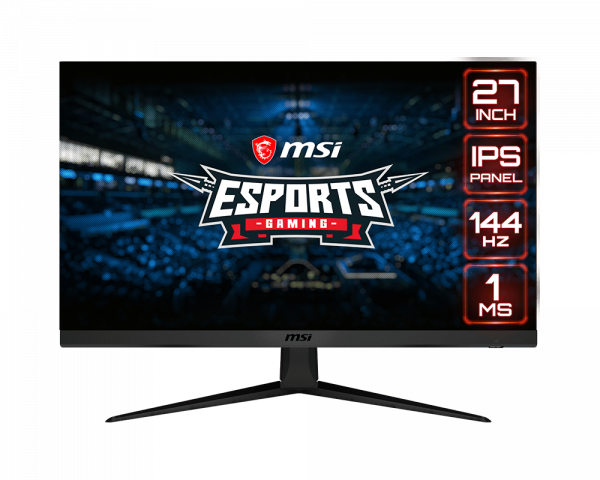 "MSI Optix G271 27"" IPS 1080p 144Hz 1ms FreeSync monitor @ Costco $159.99+FS thru 8/1"