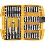 DEWALT DW2166 45-Piece Screwdriving Set - $14.97 + Free Store pick up at homedepot or Free Two-Day Shipping with Amazon Prime