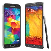 "T-Mobile Deal: Tmobile Black friday deal $100 of Galaxy S5 and Galaxy Note 3 and free 7"" tablet when you sign on mobile data"