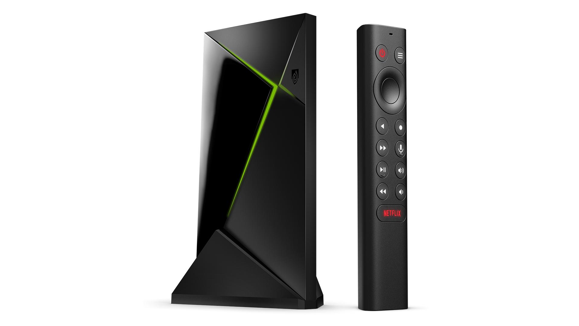 NVIDIA SHIELD TV Pro 4K HDR Streaming Media Player - $199 - Back in stock