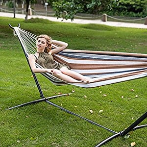 Outdoor Hammock with Carry Bag $19.99