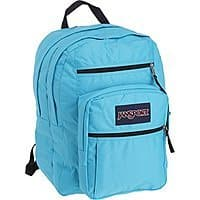 eBay Deal: Jansport big student backpack - mammoth blue (tdn7) $26.99 @ebay