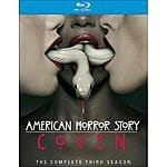 American Horror Story: Coven Blu-ray $17.50 + American Horror Story: Freak Show Blu-ray $21 Free Shipping