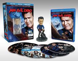 Ash vs. Evil Dead: Season 1-3 [Bobblehead] [Includes Digital Copy] [Blu-ray] [Only @ Best Buy] $17.99