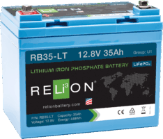 Relion Lithium Batteries 15% off for National Battery Day
