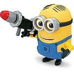 Despicable Me 2 Minion Dave Deluxe Action Figure with Rocket Launcher $11+free pickup @walmart