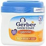 Gerber Good Start Gentle for Supplementing Powder Infant Formula, 22.2 Ounce $19.19+ free shipping@amazon