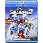 The Smurfs 2 (Blu-ray + DVD + UltraViolet Digital Copy) $6.72, Home DVD $9.9@ amazon