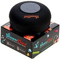 Amazon Deal: Shower-Mate Water Resistant Wireless Bluetooth Portable Speaker for $12.99