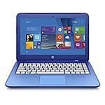 HP Stream 13.3 Inch Laptop (Celeron, 2GB, 32GB SSD, Office 365, Windows 8.1), $199