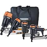 Freeman P4FRFNCB Framing/Finishing 4-Piece Combo Kit with Canvas Bag » only $179.00, free shipping