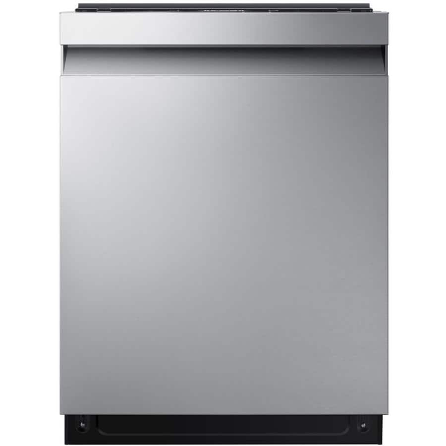 Samsung StormWash 42-Decibel Stainless Steel Dishwasher $459 today only at Lowes