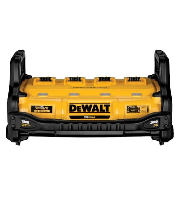 DeWalt 1800W Portable Power Station and Charger $299 with free store pickup