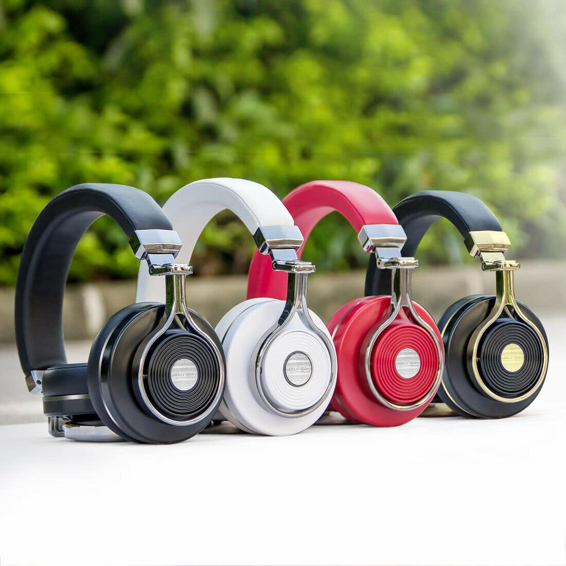Bluedio T3 Bluetooth 4.1 Stereo Headphones $19 or $16 when you buy 2 or more + Free Shipping
