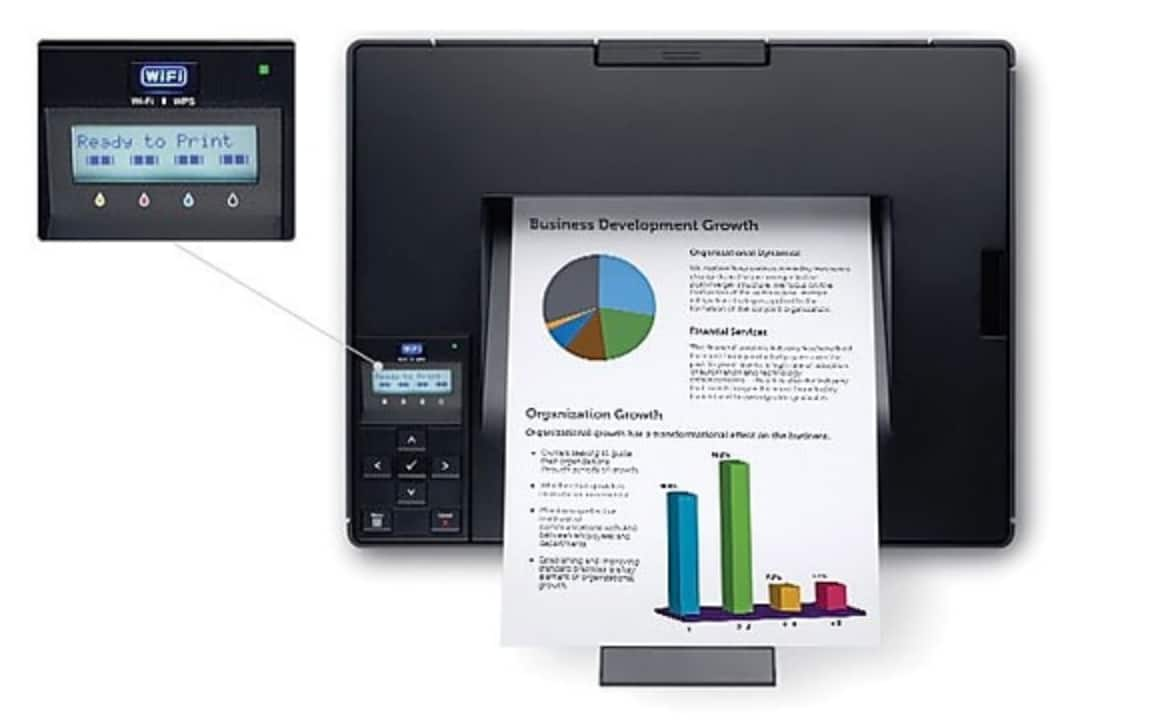 Staples - Dell C1760nw Color LED Laser Printer- $85+tax. Free delivery . Back in stock 32 left