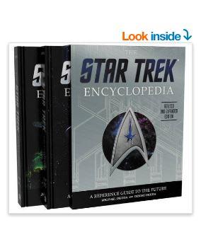 Star Trek Encyclopedia Pre-Order $88.40 ($150 Retail)