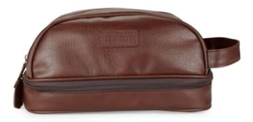 Perry Ellis Travel Case - $7 Ship free w/shoprunner - Lord & Taylor Friends and Family Sale $6.99
