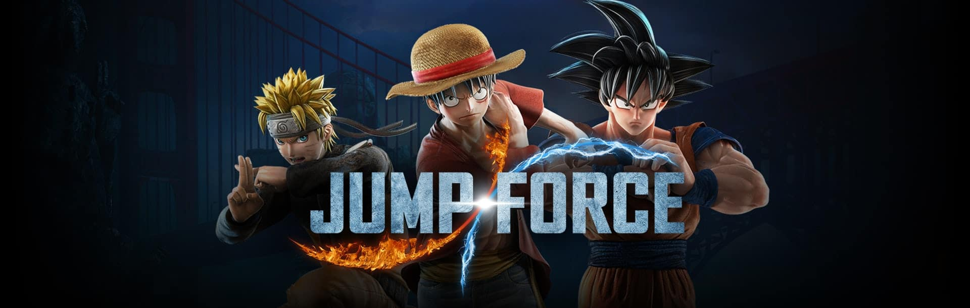 PCDD: Fanatical Star Deal - Steam Key - Jump Force $13.99