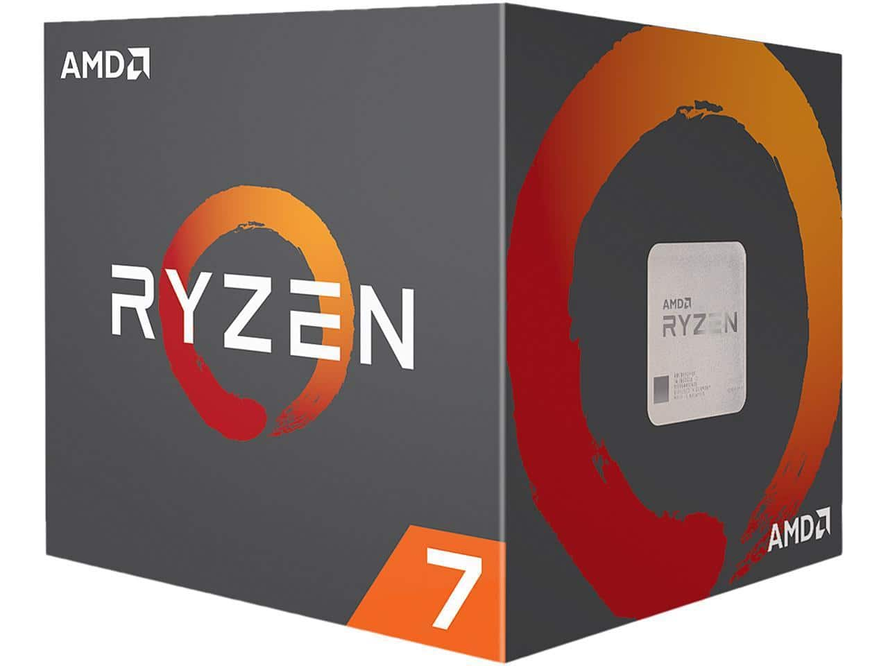 AMD RYZEN 7 2700 8-Core CPU w/Wraith Spire (LED) Cooler 65W AC $220 @Newegg