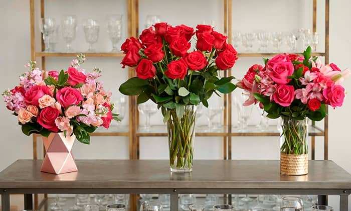 $40 Credit for Flower Delivery Services $16