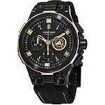 Concord C2 automatic chronograph Swiss men watch $1680 FS & return