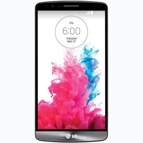 LG G3 D851 32GB GSM T-Mobile AT&T Unlocked 4G LTE BLACK Seller Refurbished @ebay for $93.95