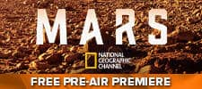 MARS - National Geographic (FREE PRE-AIR PREMIER) @ Fandangonow