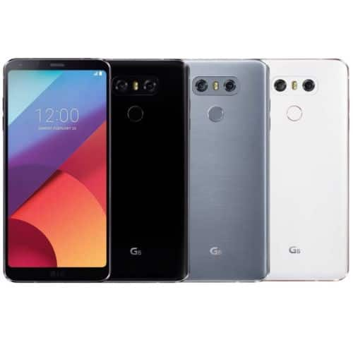 LG G6 H870DS 64GB 5.7-inch Unlocked Smartphone for $475.97 @ebay