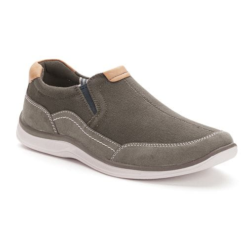 df4a9823c88 Kohl s Cardholders  Men s Croft   Barrow Ortholite Casual Slip-On ...