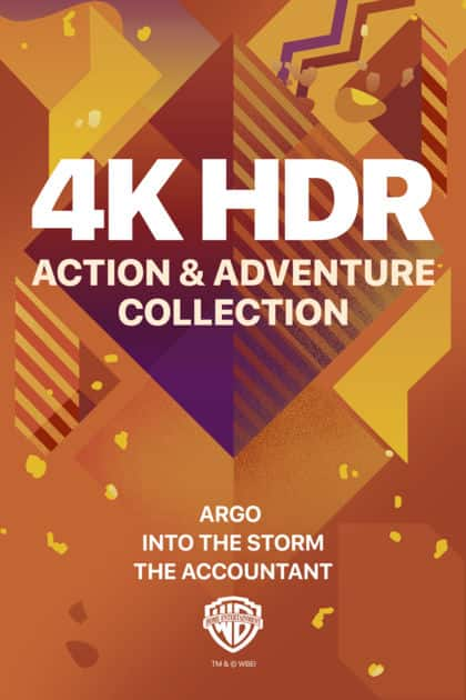 iTunes 4K HDR Movie Bundles Starting at $19.99