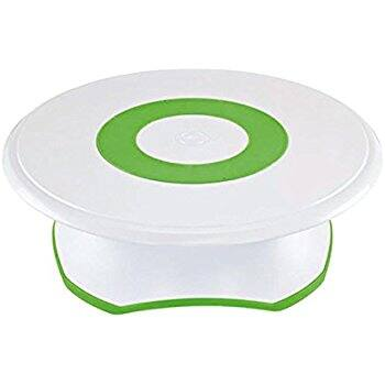 Wilton Trim 'n Turn ULTRA Cake Turntable Rotating Cake Stand for $11.54
