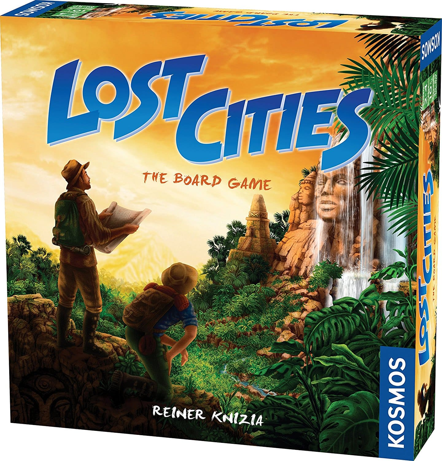 Lost Cities - The Board Game $19.99