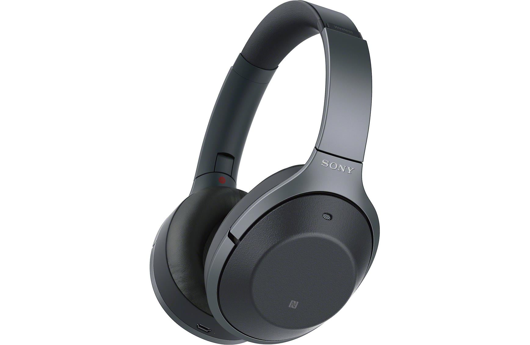 Sony WH-1000XM2 Over-Ear Bluetooth wireless noise-canceling headphones, $299.99 or less at Crutchfield