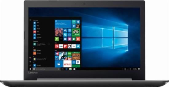 "Best buy Lenovo - 320-15ABR 15.6"" Laptop - AMD A12-Series - 8GB Memory - AMD Radeon R7 - 1TB Hard Drive - Platinum Gray $320"