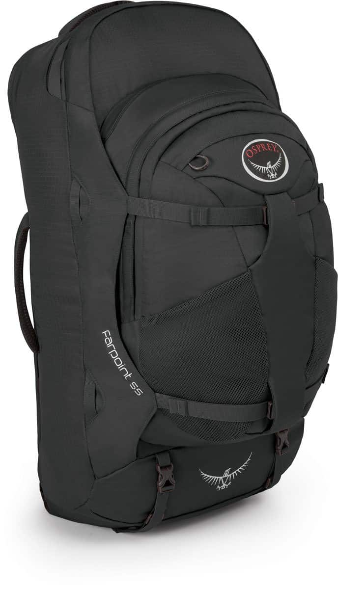 Osprey Farpoint 55 (2016) Travel Pack - $130 - Free Shipping & Free t-shirt