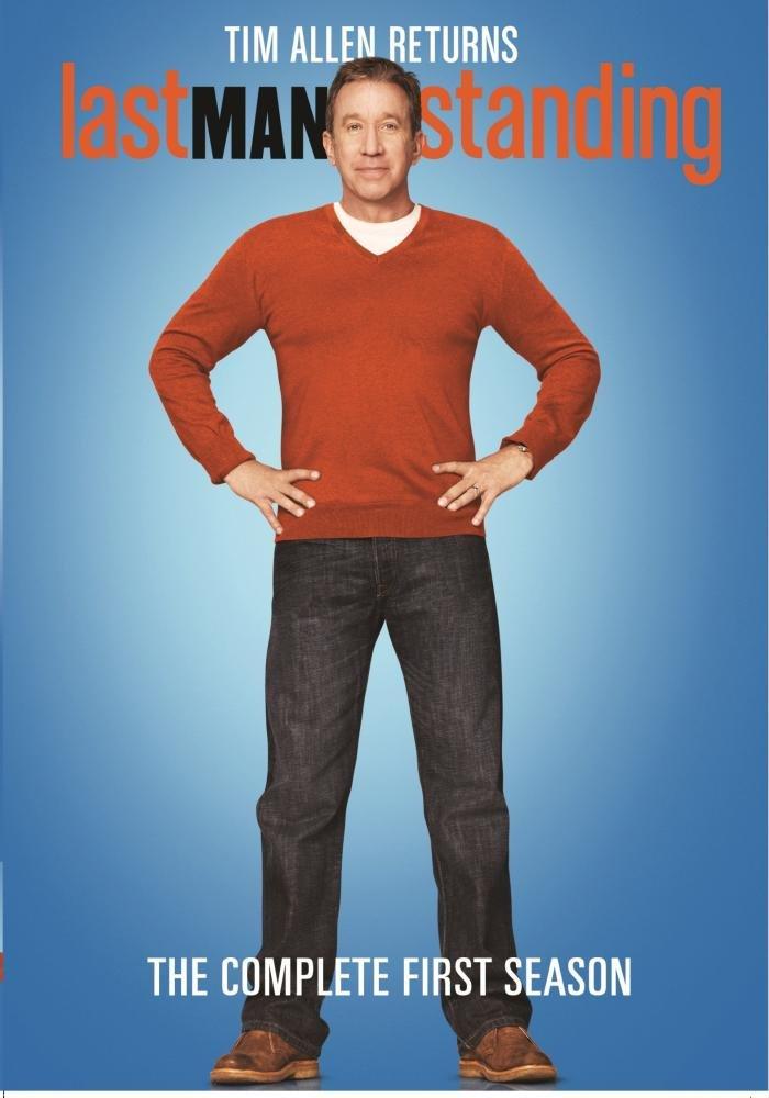 last man standing season 1 dvd $5.49