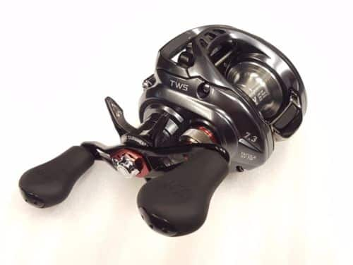 Daiwa Tatula SV TW 103HSL 7.3:1 Baitcast Left Hand Fishing Reel - TASV103HSL $133.94