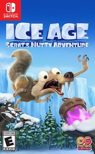 Ice Age: Scrat's Nutty Adventure - Nintendo Switch - $11.99 @ BestBuy