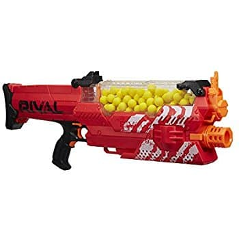 NERF Rival Nemesis MXVII-10K red, $55 at Target with Toy coupon + Red card.